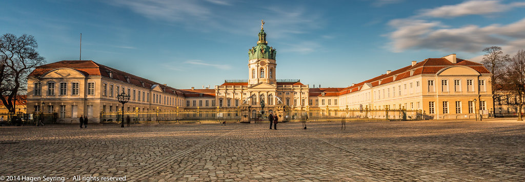 Castle Charlottenburg, Berlin
