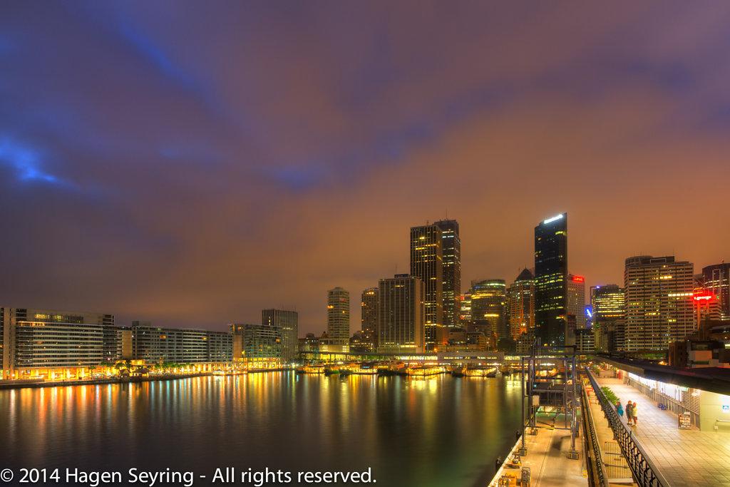 Circular Quay of Sydney