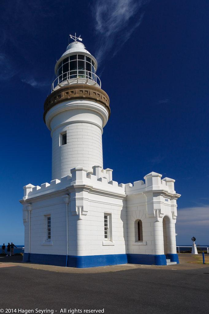 Lighthouse of Byron Bay