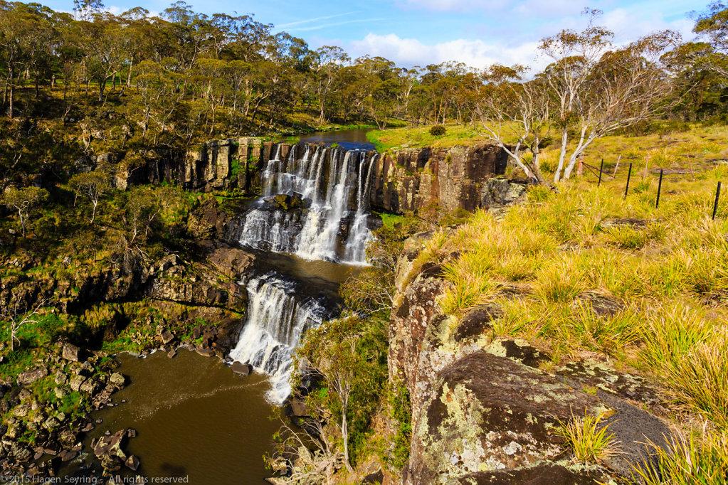 Ebor falls, Waterfall Way, Dorrigo National Park