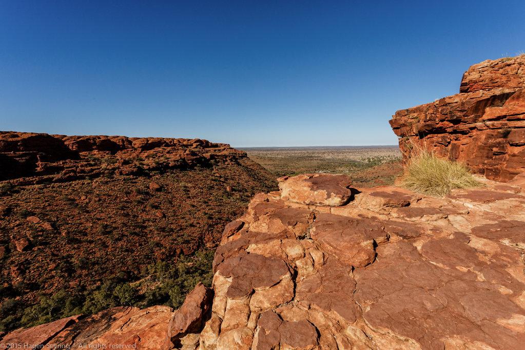 Canyon Rim Walk