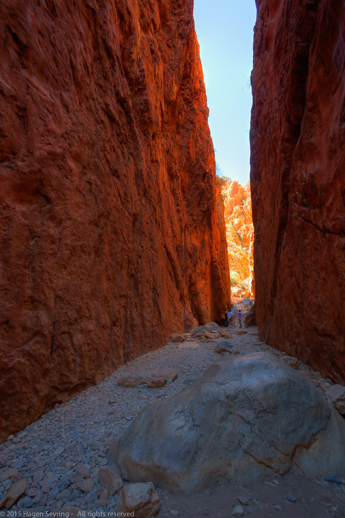 Gorge of Standley Chasm