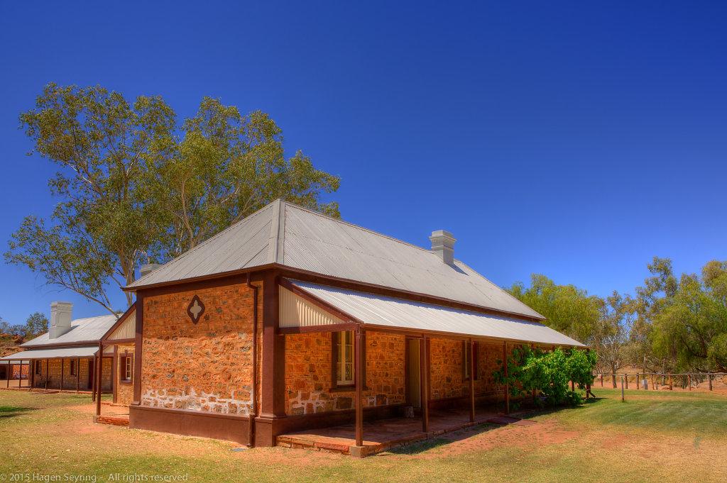 The Stationsmaster's Residence