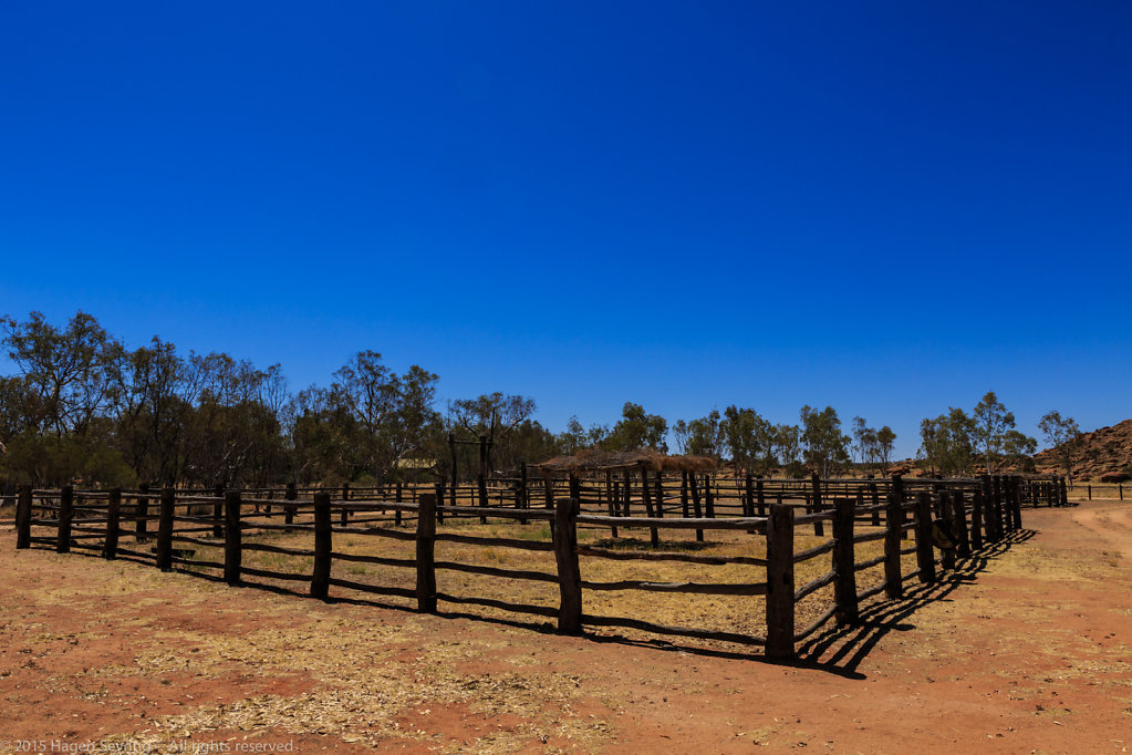 Camel stables