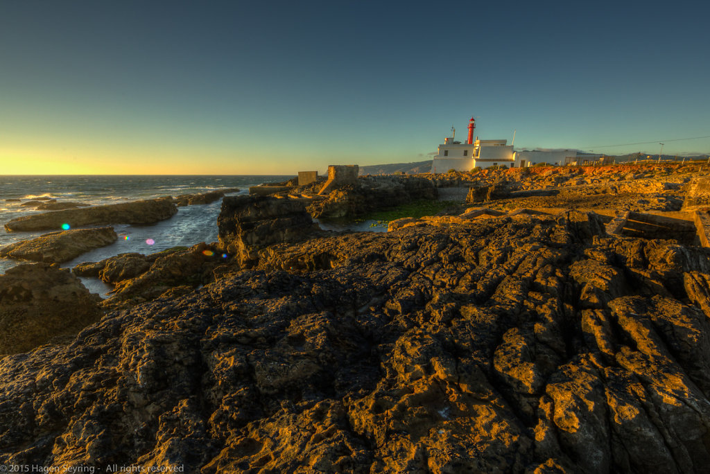 Lighthouse in Cabo Rossa