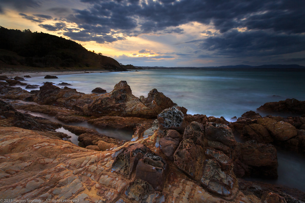 The most eastern point of Australia - Cape Byron State Conservation Park